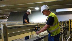 Montagen und Reparaturen einer fachgerechten Zentralschmierung