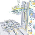 Fachgerechte Zentralschmierung für eine Werkzeugmaschine