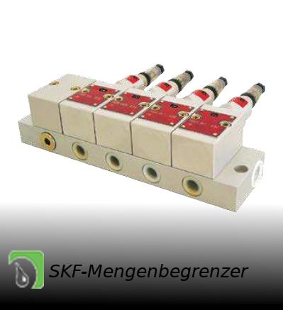 SKF-Mengenbegrenzers